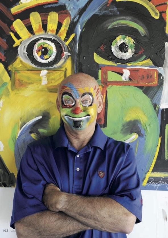 Rolf Knie: Kunst & Zirkus