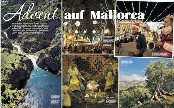 Beste Reisezeit: Im Advent nach Mallorca