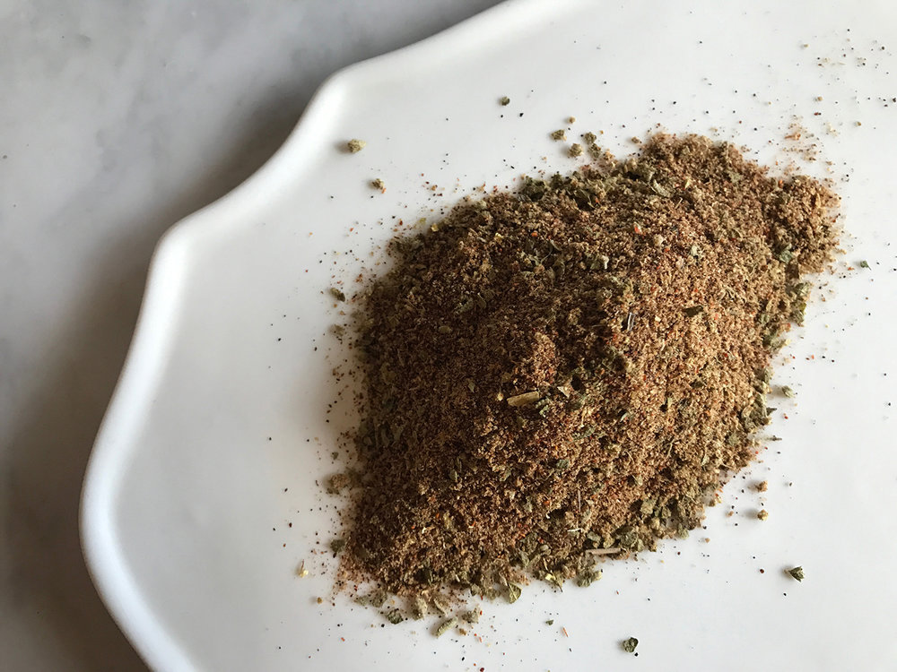 Making one's own spice blends is a wonderful way to ensure freshness and safety when dealing with any dietary intolerance. This gluten free and FODMAP Friendly taco seasoning mix by Posh Belly's Kitchen would be a wonderful enhancement for any homemade taco.