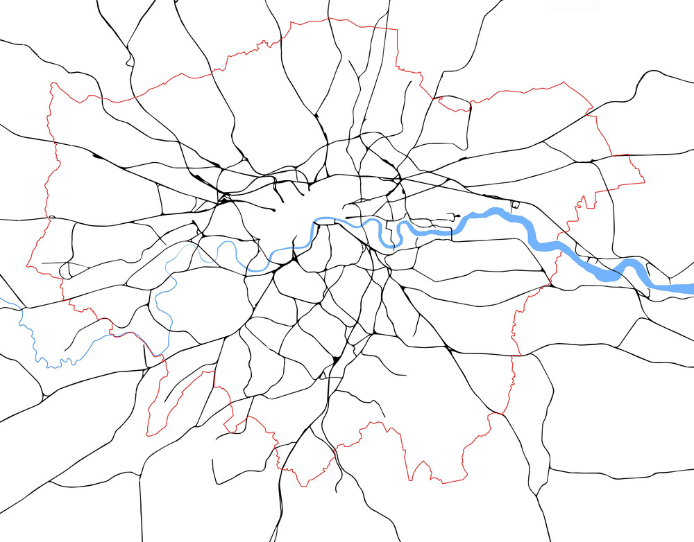 London's Overground Railways