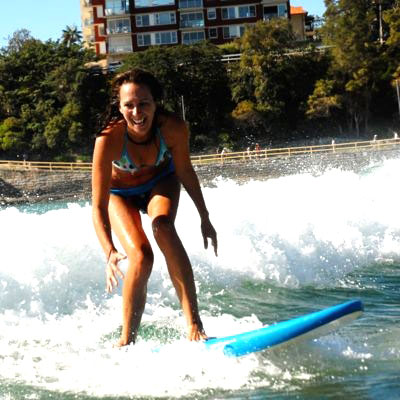 Two day Sydney Learn to Surf Camps. Spend two days surfing on Sydney's beautiful beaches. Over two days you will complete four progressive two hour surf lessons. For beginners to intermediate. Incl: Four lessons, equipment and lunch. Click here to read more...