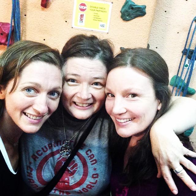 Janene Borandi, Meg Casey And Nicole AsBahr