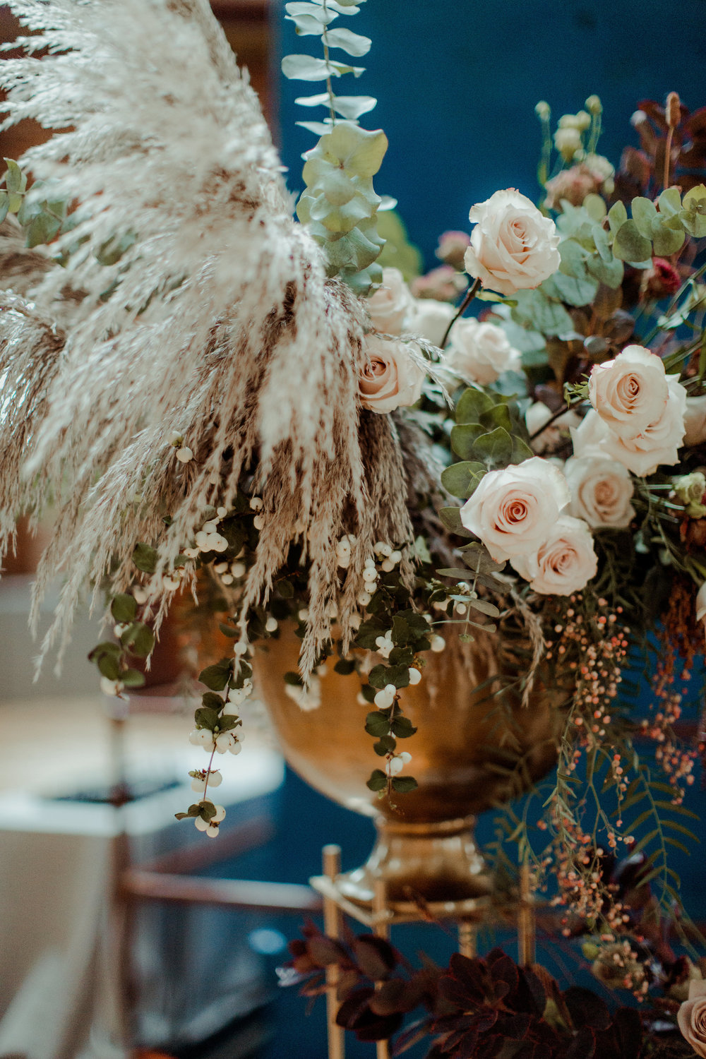 Photo By: Megan Yanz / Floral By: Fronteir Flowers of Fontana