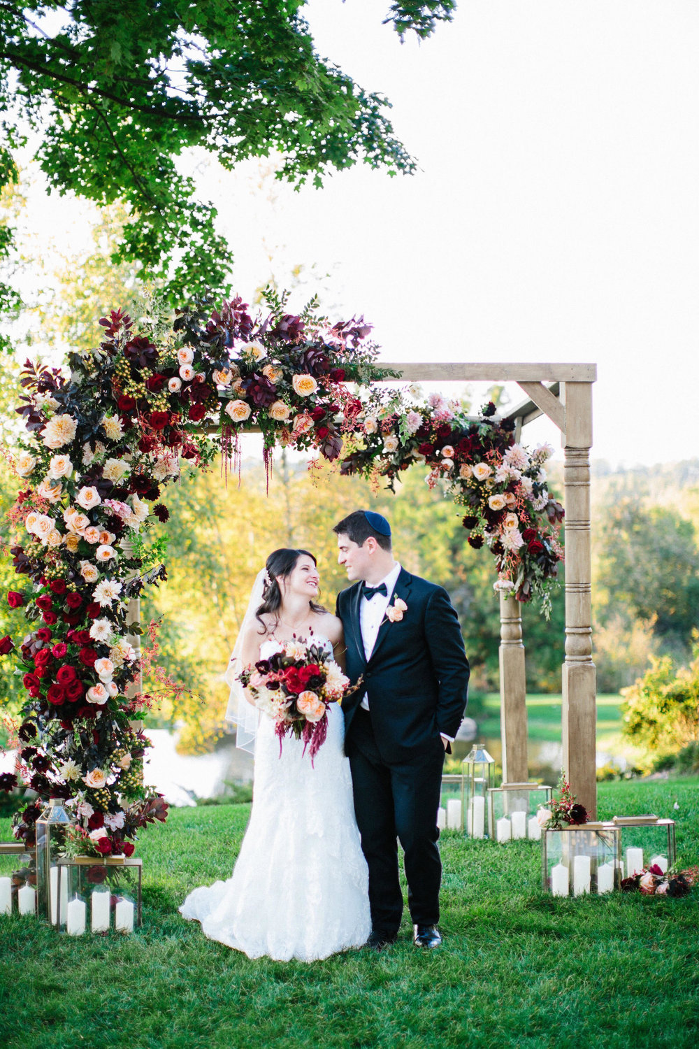 Photo Credit: Kristina Lorraine Photography // Flowers by Frontier Flowers of Fontana