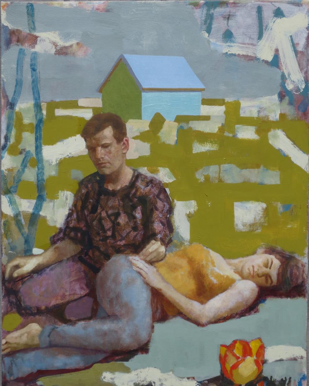 Paintings 2014-15