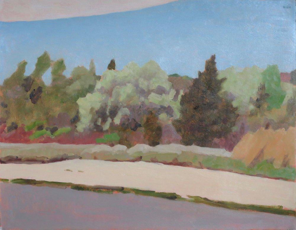 Spring Beach (study)