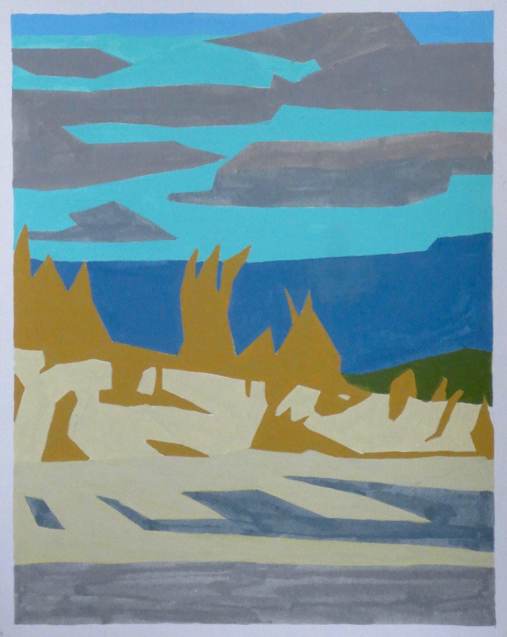 Dunes, 2016