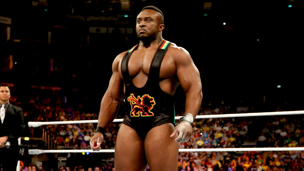 Not this Big E but he looks like he might fit into the DOA universe