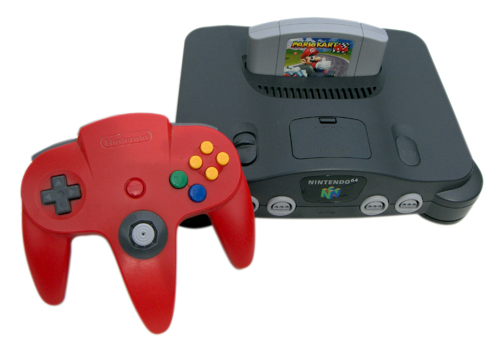 Thanks for the memories. And for N64 Magazine, natch.