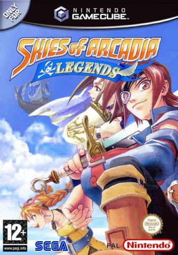 So Skies of Arcadia is out as you can play the GameCube port on a Wii.