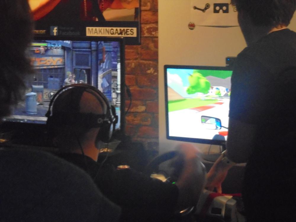 Even Dwarfs like VR