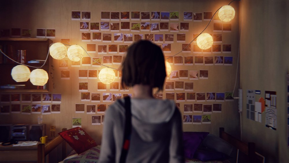 The default Life is Strange screenshot