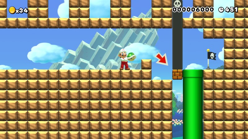 Did you know that Bullet Bill cannons were affected by gravity? I bet you didn't before Super Mario Maker.