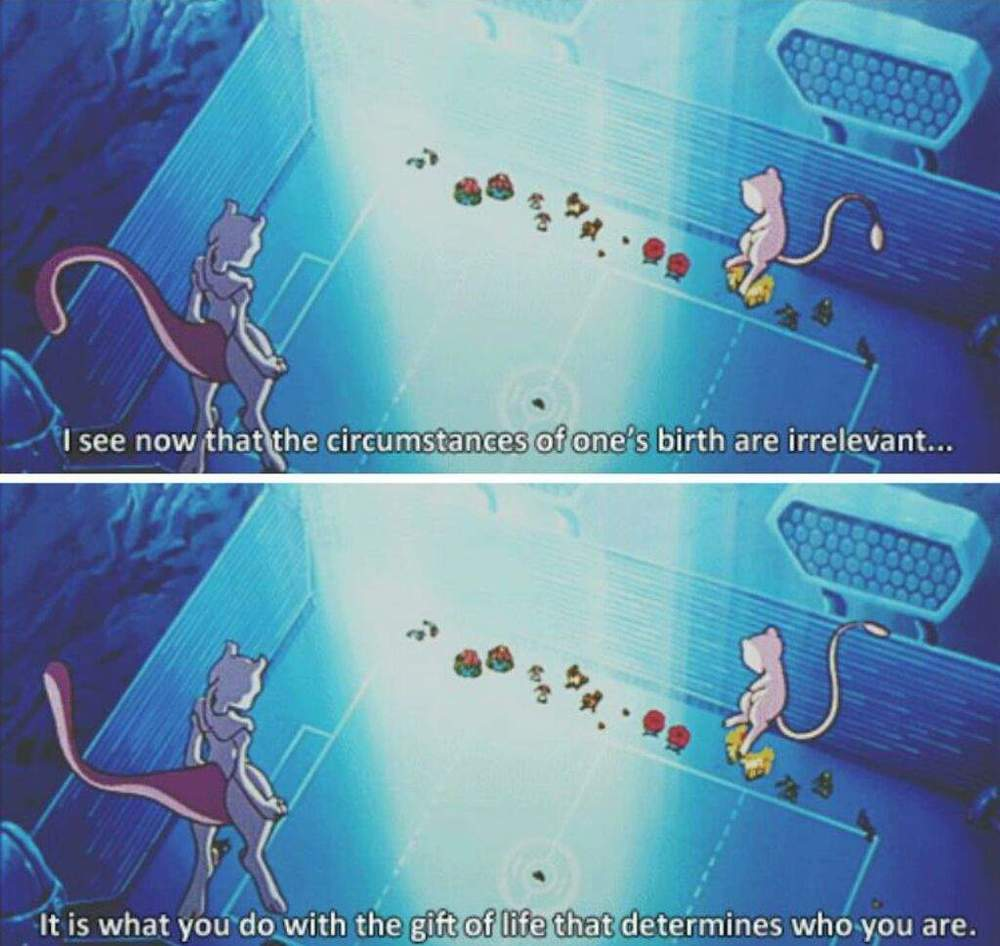 Truer words have never been spoken by the genetically enhanced clone of a psychic cat.