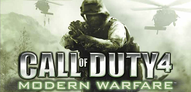 COD4: MW still has the best level in COD history with All Ghillied Up.