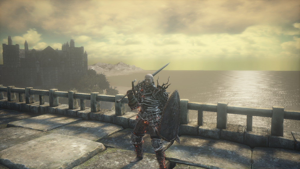 As you can see here, Dark Souls III is the gaming equivalent of a nice day at the beach.