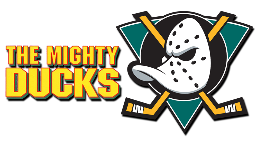 Anaheim home of The Mighty Ducks