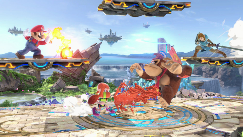 Oh my God, I can't believe Nintendo aren't telling us how this Smash Brothers is different.