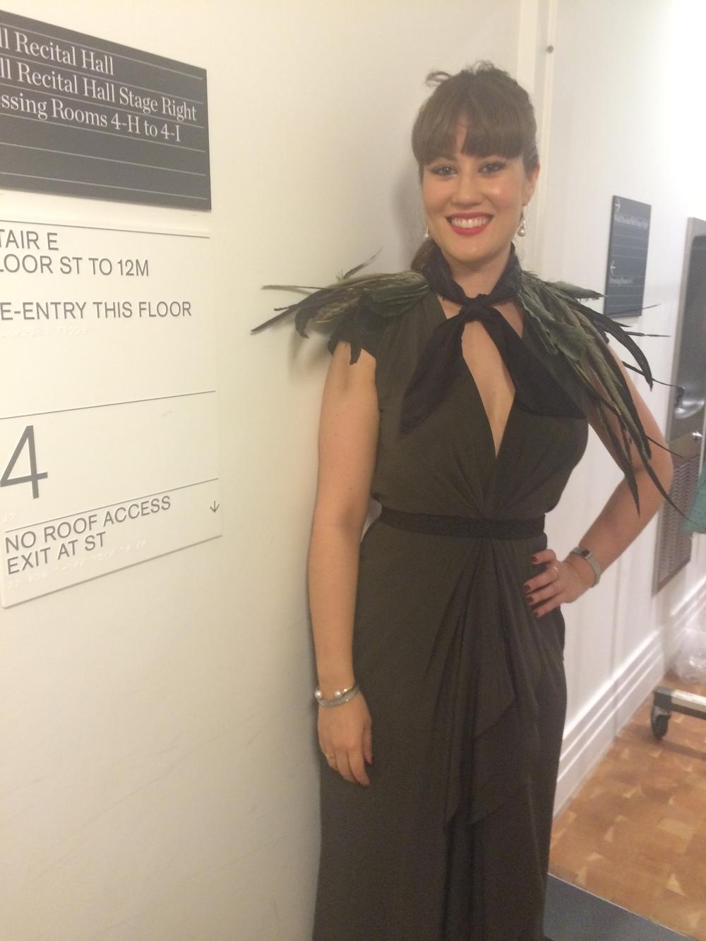 'Manon' @Carnegie Hall 2016