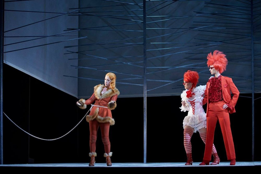 The Cunning Little Vixen 'Chocholka' 2018
