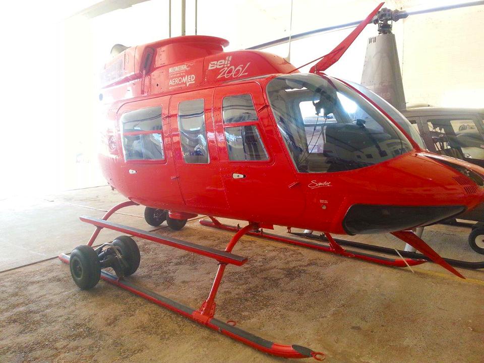 ZP-HCH: Bell 206L3