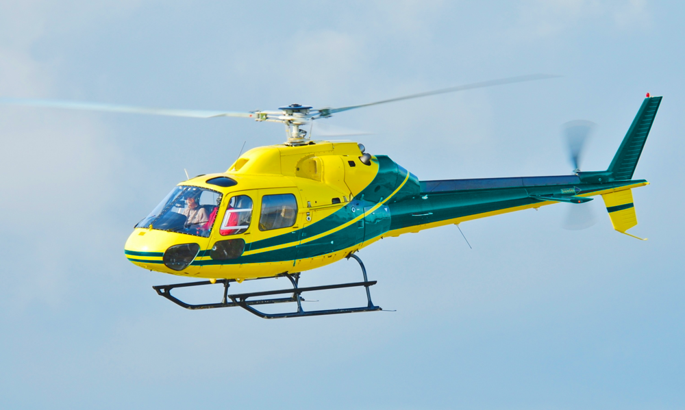 AS355F with RR250