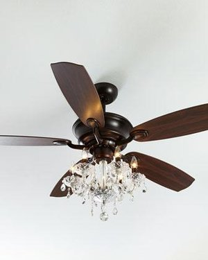 Fancy ceiling fans sensational surroundings pittsburgh interior design crystal ceiling fang aloadofball Choice Image