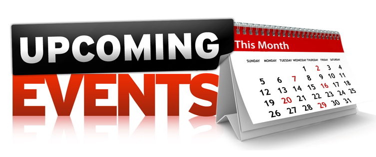 Click Here For Complete Event Listing
