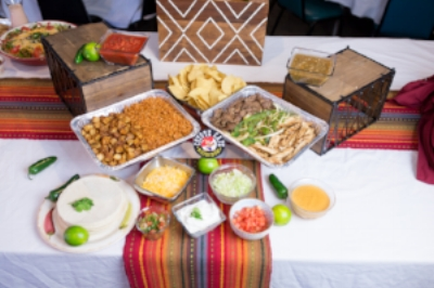 Best Caterers in Hamburg NY 14075. Coyote Cafe Mexican Style Catering.