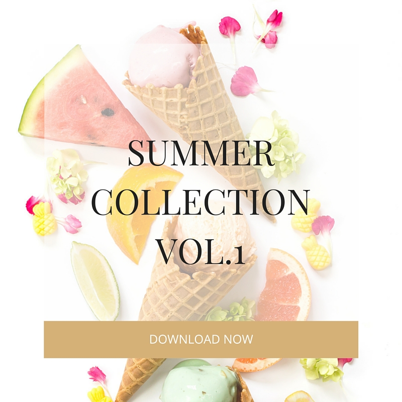 summer collection volume one