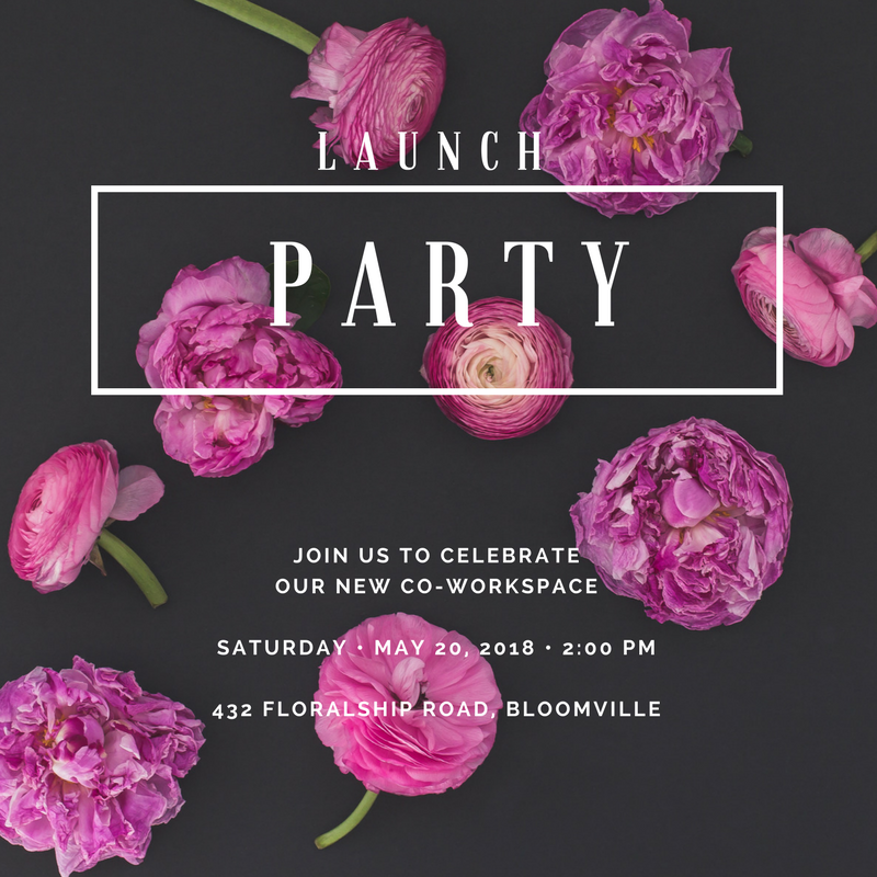 Have a special launch or event coming up? Get ready with some poppin' graphics that use Haute Stock floral styled stock. To see more floral graphic examples, click here to view the full article!