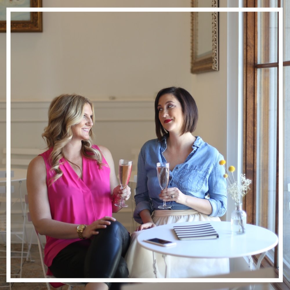Lindsey Morando and Nicole Lombardo are CEOs on a mission: You have the ideas, they have the tools. Co-founders of Get It Done Gals, these gals are here to make sure you are never lost when it comes to your business and marketing. With over 20 years combined strategic business experience between them, the Get It Done Gals earned their chops leading teams that have built multi-million dollar businesses and brands including lululemon, Sharkeez, Fitness Quest 10, Midrange 7 and Lusso Bags. Since starting the Get It Done Gals, Lindsey and Nicole have helped hundreds of coaches and service-based entrepreneurs from all over the world take their online businesses from fledgling to thriving. The Get It Done Gals have also been featured in print & online publications including: Entrepreneur On Fire, In Touch Weekly, San Diego Magazine and D List Magazine, and online at Female Entrepreneur Association and The Suitcase Entrepreneur.