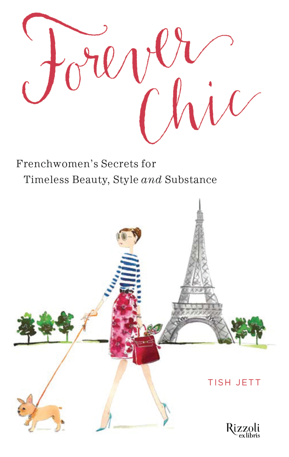 Forever Chic , Book Cover Designed by LeAnna Weller Smith