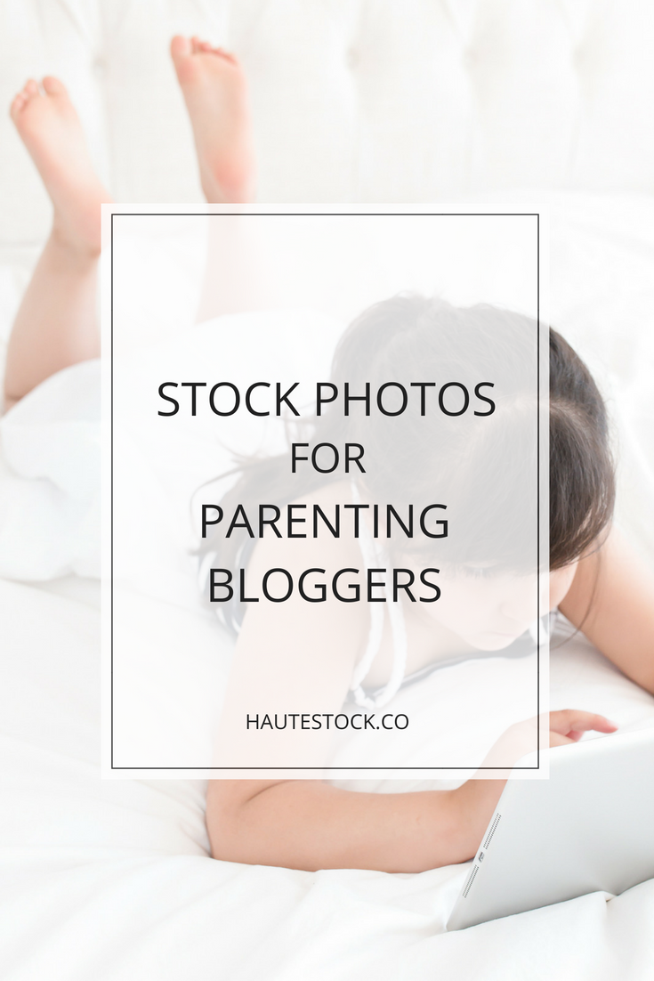 Click to see more of Haute Stock's kid-friendly collections for all the mompreneurs, homeschoolers, parenting bloggers and designer's of children's products out there!