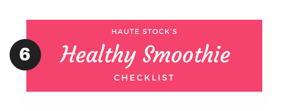 The sixth step to creating a gorgeous checklist is the title! Learn the next steps by reading Haute Stock's full blog post!