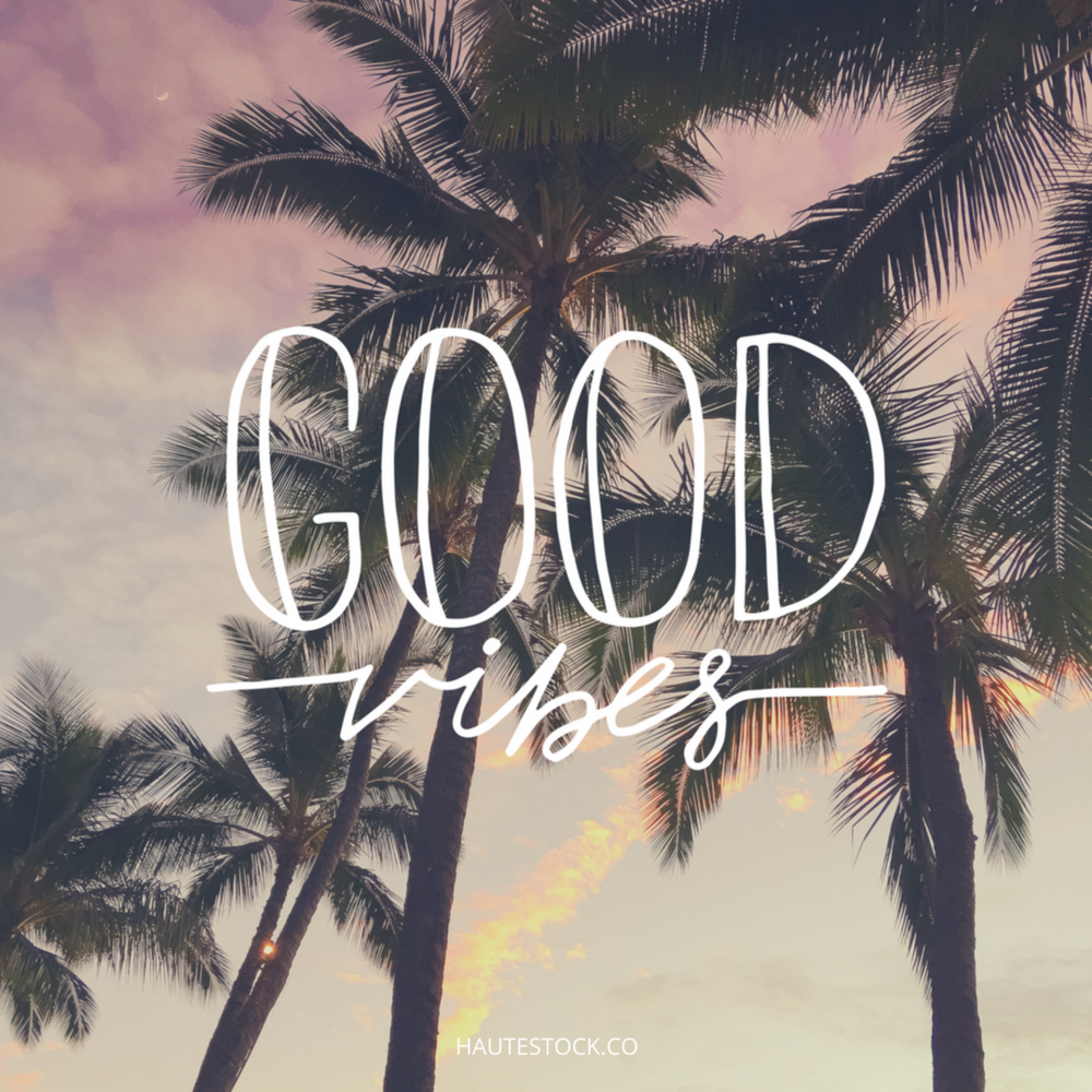 Haute Stock's tropical stock photography Instaquote.
