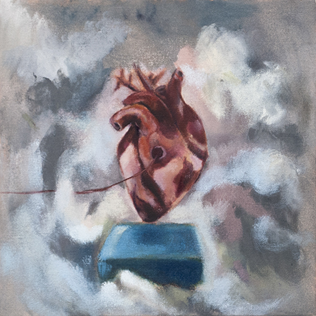 The wages of sin (heart detail)