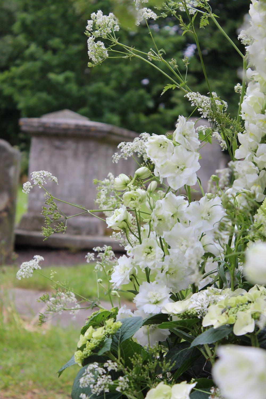 Bespoke funeral tributes georgina chapman flowers bespoke funeral tributes izmirmasajfo Image collections