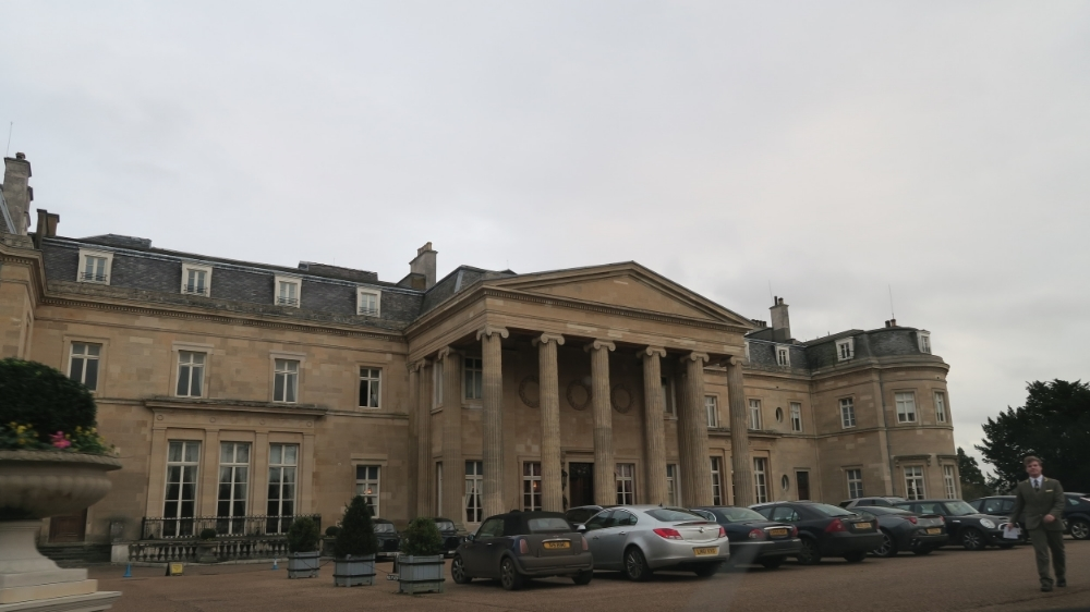 The Luton hoo mansion