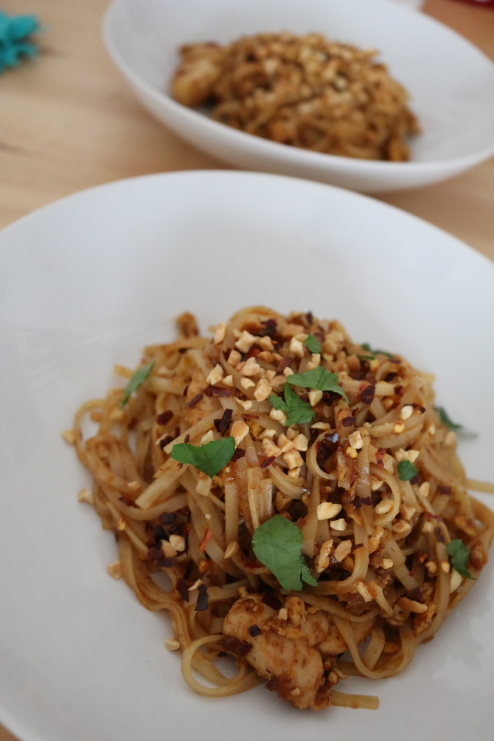 15 Minute Pad Thai The Hungry Little Blog