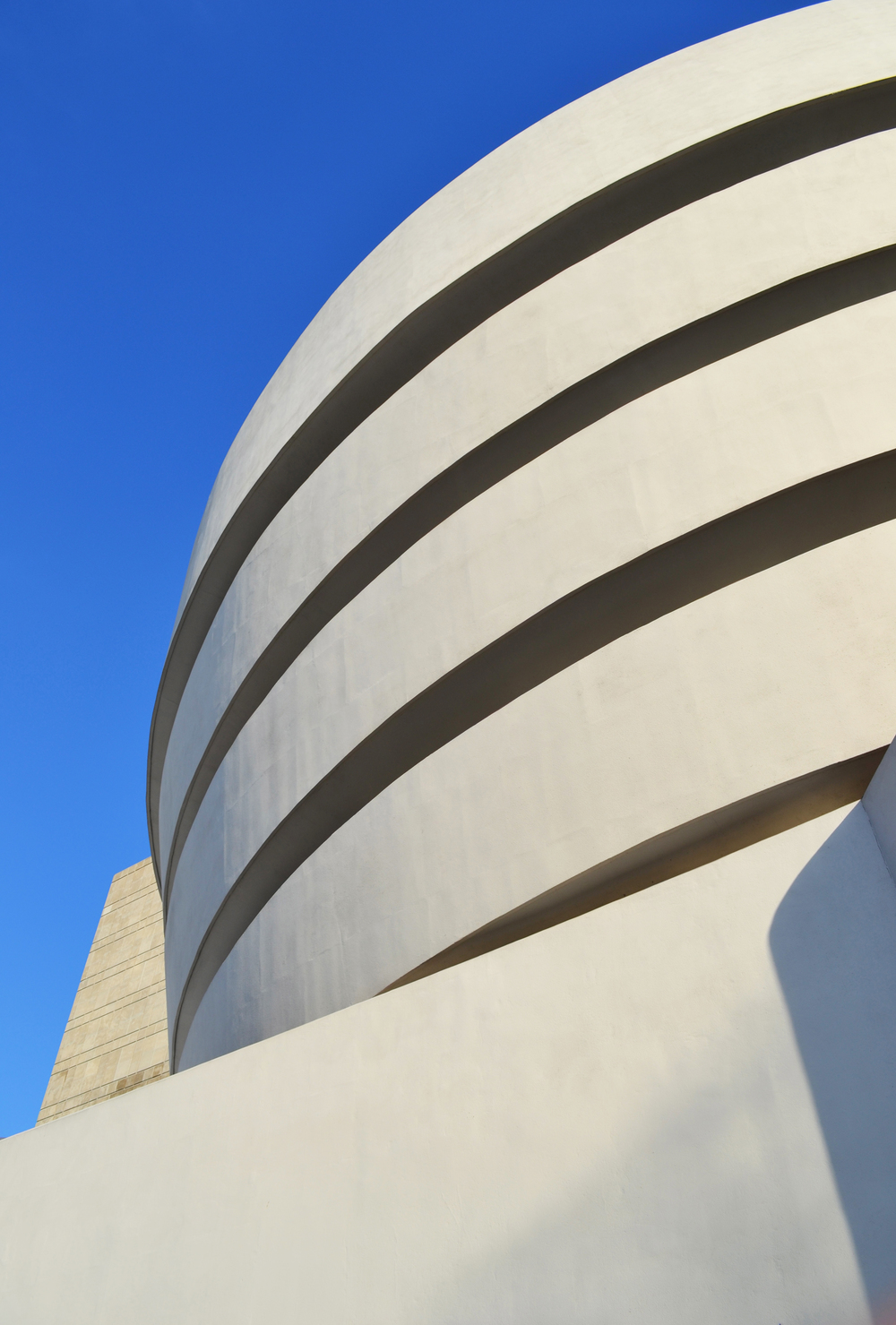 The Guggenheim outside