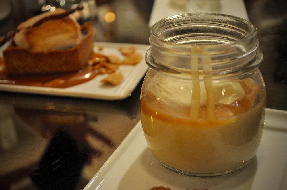 Butterscotch Budino