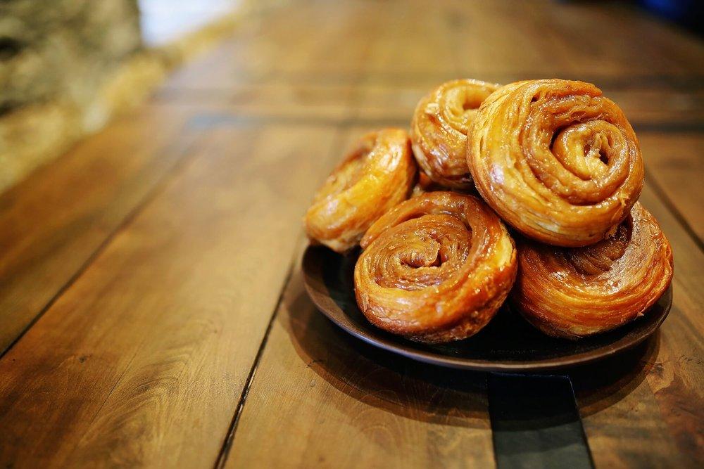 Cinnamon Croissant Rolls