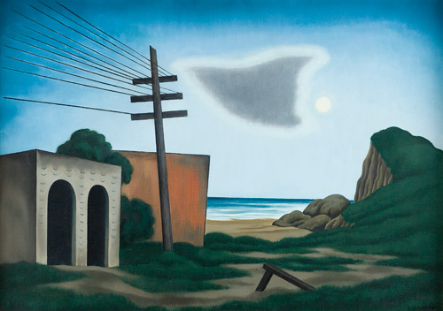 George Ault, The Cable Station via SI