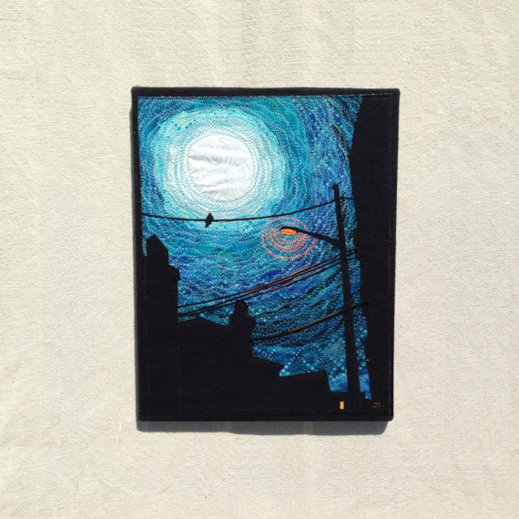 Jamie Langhoff,With the Depths of the Ocean's Reflections. Buy one on etsy