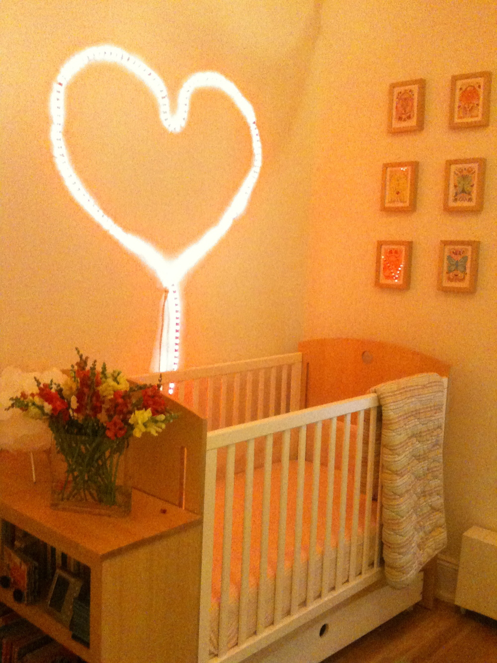 Park Slope Baby's Room
