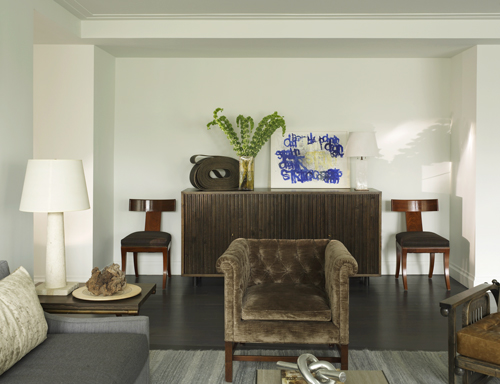 Upper East Side Model Apartment