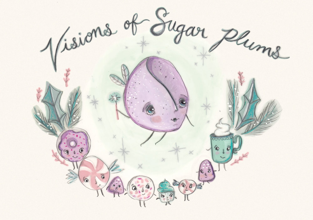 Visions of Sugar Plums