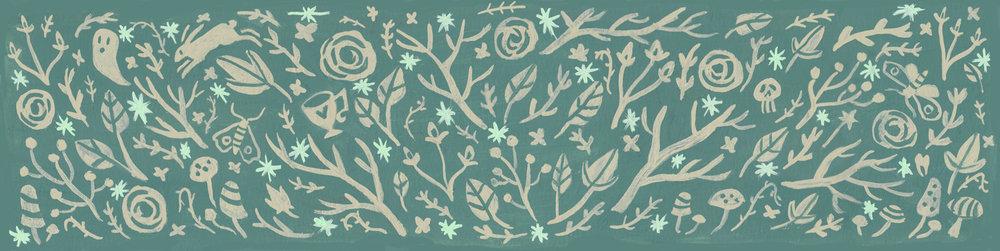 Flora & Fauna Pattern