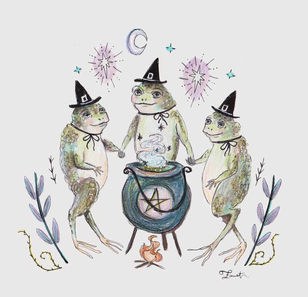 Toad Coven